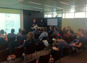 Master Landscape Architecture ETH Zurich, Prof. Girot Opening 12/13