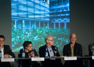 "symposium ""Natur entwerfen - Designing Nature"" made a contribution to the current discourse on the basis of the work of the Swiss landscape architect Dieter Kienast"