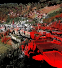 CTI Project 4D Sites, Chair Prof. Christophe Girot, Pascal Werner, Chair Prof. Marc Pollefeys, Bernhard Zeisl, Topology 3D Laser Scanning LIDAR Pointcloud LVML D-ARCH NSL ILA, Chair of Landscape Architecture, Professor GIROT ETH Zurich