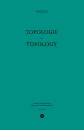 Topologie Topology-Pamphlet 15-gta Verlag-ETH LA Zürich-Prof. Girot