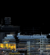 Point Cloud Prime Tower Zurich