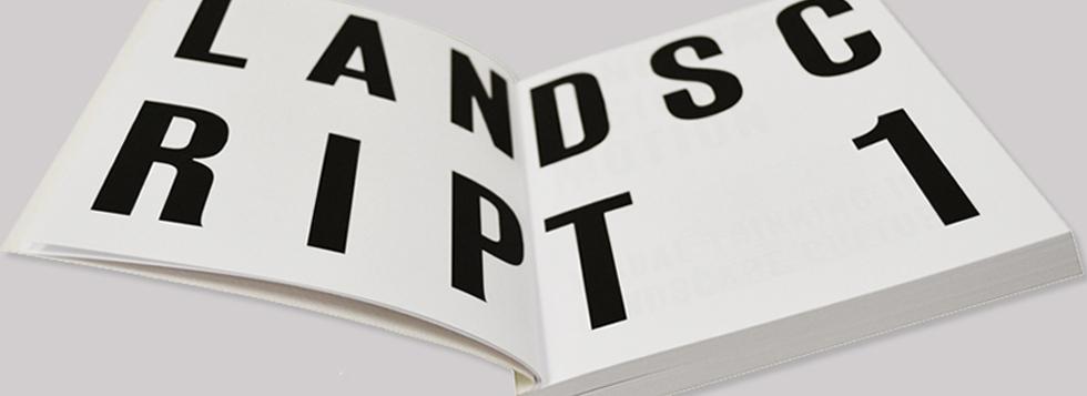 Landscripts-Jovis Verlag-ILA Publications-ETH LA Zürich-Prof. Girot
