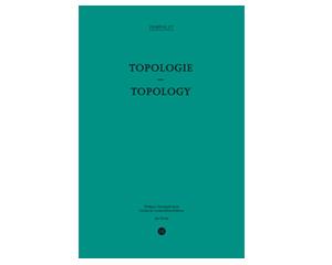 Topologie Topology-Pamphlet 15-gta publishers-ILA Publications-ETH LA Zürich-Prof. Girot