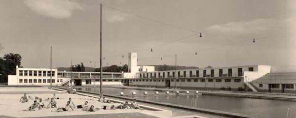 Swimming pools in Switzerland-Landscape Architecture-ETH Zürich-Prof. Girot