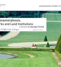 Territorial Anamorphosis-Georges Farhat-Landscape Architecture-ETH Zürich-Prof. Girot