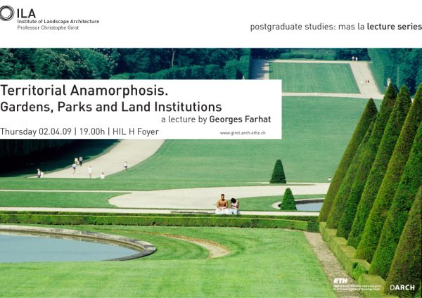 Territorial Anamorphosis-Georges Farhat-Landscape Architecture-ETH Zürich-Prof. Girot