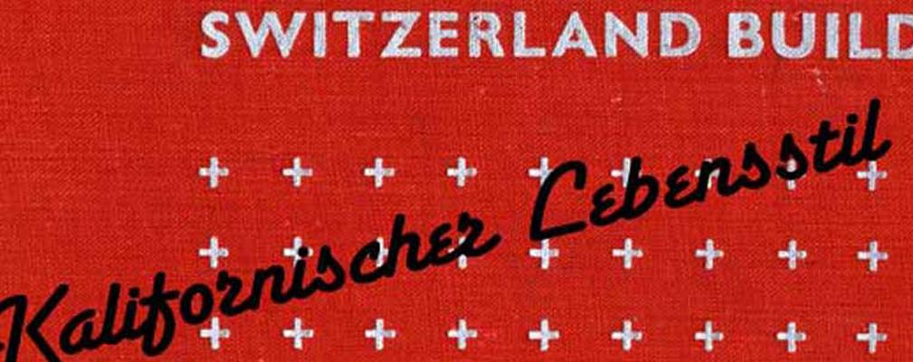 Swiss Landscape 1930-1970-Landscape Architecture-ETH Zürich-Prof. Girot