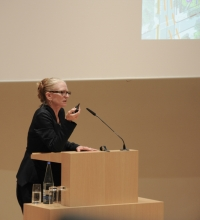 "Conference ""Thinking the Contemporary Landscape – Positions & Oppositions"", Hanover, Germany, 20-22 June 2013: Kathryn Gustafson (Gustafson Porter, London & Gustafson Guthrie Nichol, Seattle)"