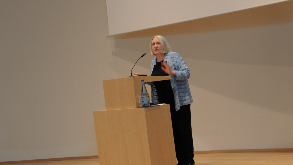 "Conference ""Thinking the Contemporary Landscape – Positions & Oppositions"", Hanover, Germany, 20-22 June 2013: Saskia Sassen (Columbia University, New York)"