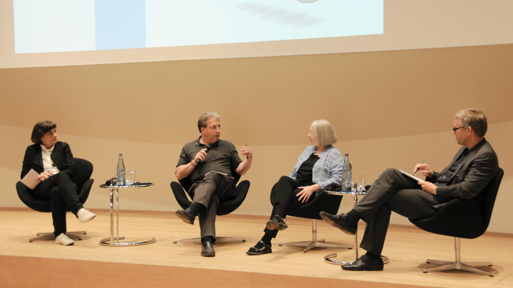 "Conference ""Thinking the Contemporary Landscape – Positions & Oppositions"", Hanover, Germany, 20-22 June 2013: Alessandra Ponte, David Leatherbarrow, Saskia Sassen and Martin Prominski"