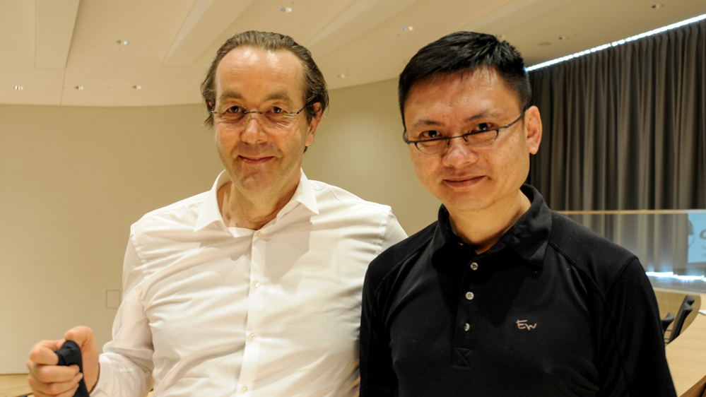 "Conference ""Thinking the Contemporary Landscape – Positions & Oppositions"", Hanover, Germany, 20-22 June 2013: Christophe Girot and Stan Fung"