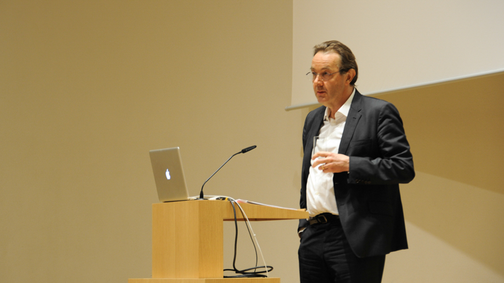 "Conference ""Thinking the Contemporary Landscape – Positions & Oppositions"", Hanover, Germany, 20-22 June 2013: Christophe Girot (ETH Zurich)"