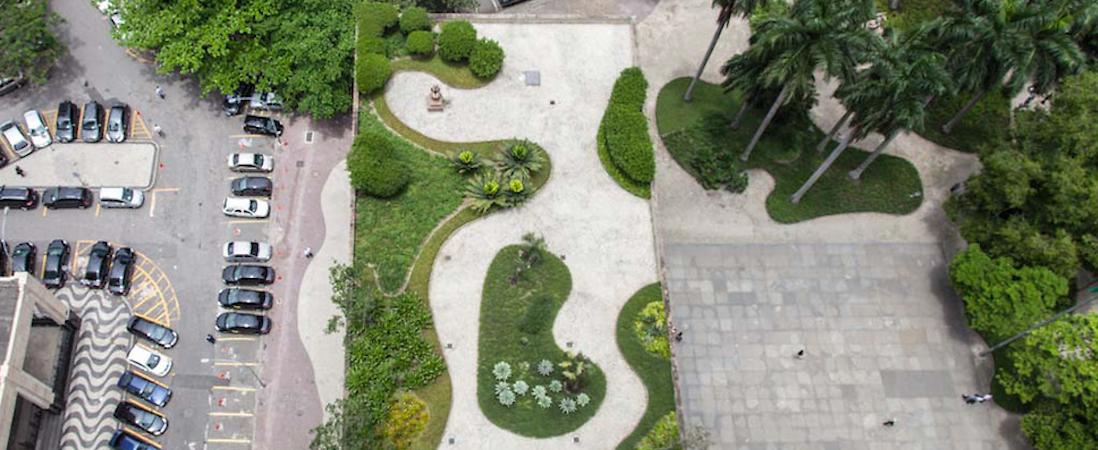 Seminar week brasilia rio de janeiro s o paulo for Garden design history