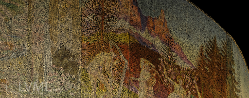 Chair Prof. Christophe Girot, Pascal Werner, Lukas Piccolin, Sanctuarium Artis Elisarion, Minusio, Klarismus, Elisàr von Kupffer, Verein Pro Elisarion, Rundbild Klarwelt der Seligen, Monte Verità, Eduard von Mayer, Associazione Santuario d