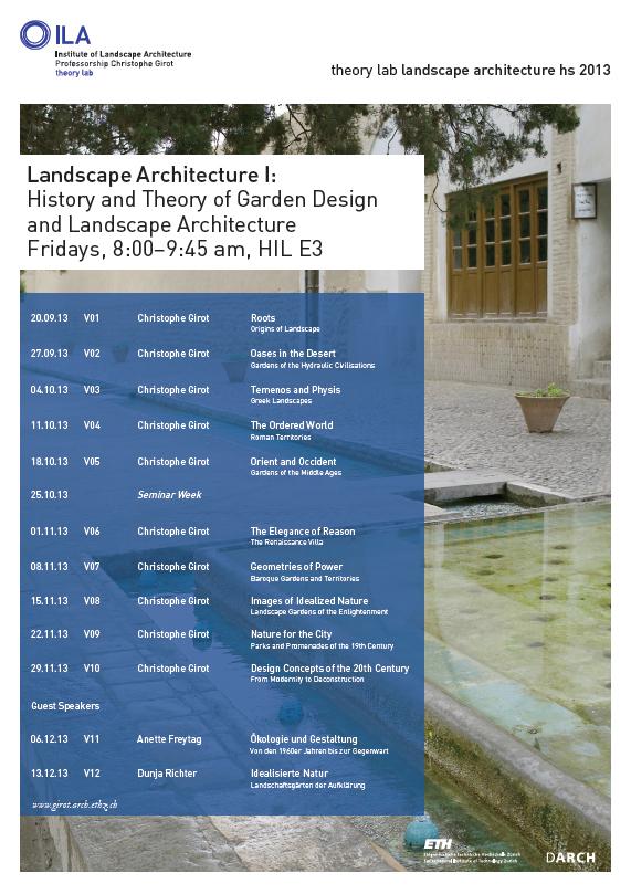 Garden Design Theory PDF
