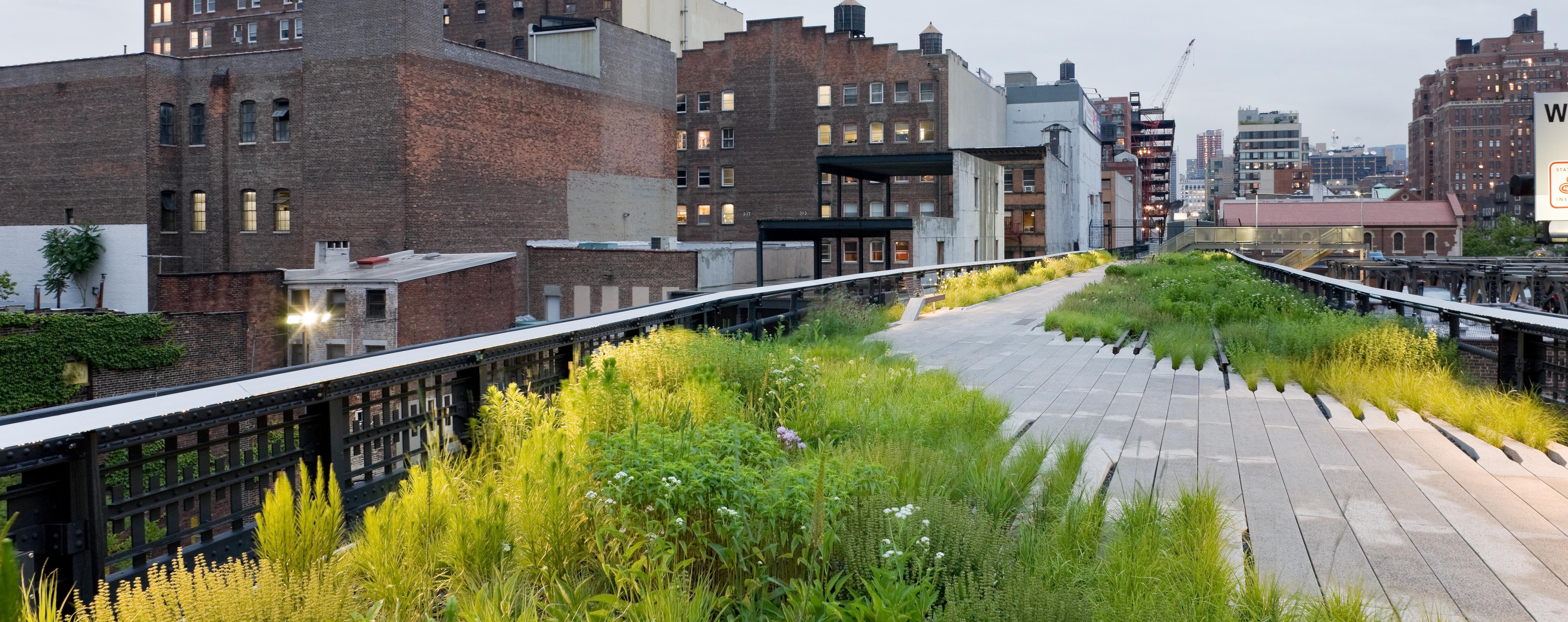 Contemporary Landscape Architecture
