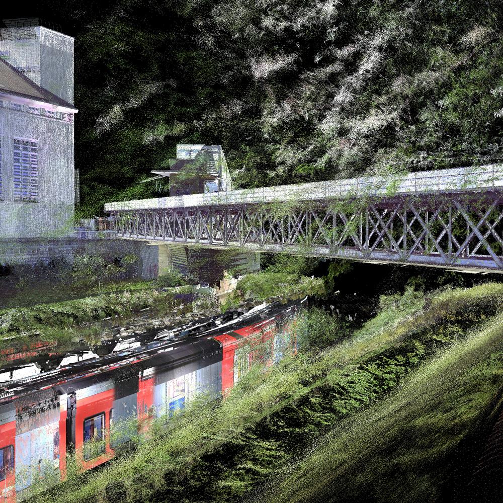 Girot Absent Bridges